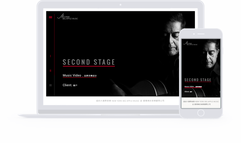 Website design, I Connect